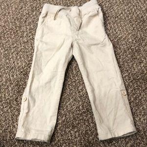 Baby Gap Linen Pants
